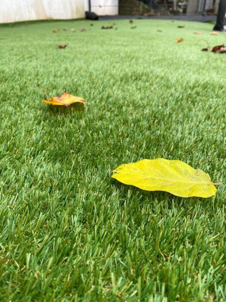 Kunstrasen Rasenteppich Verlegen